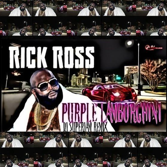 Rick Ross Feat Skrillex Purple Lamborghini Full Mix Superjam